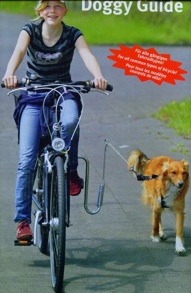 Doggy Sprinter Fahrradhalter