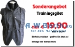 DOG Gilet Sonderaktion XS